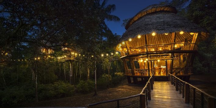 The Treehouse Lodge #Wanderable #Honeymoon #Registry #Travel