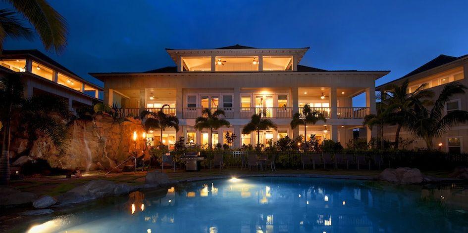 Villas at Poipu Kai #Wanderable #Honeymoon #Registry #Travel